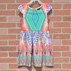 Trixxi girl kids dress size 8